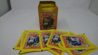 Caja 50 sobres cerrados Ediciones ESTE liga 10 12