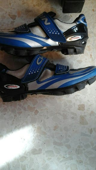 zapatillas bicicleta spinning