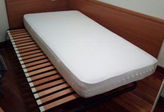 somier y colchón de 200x105 cm00