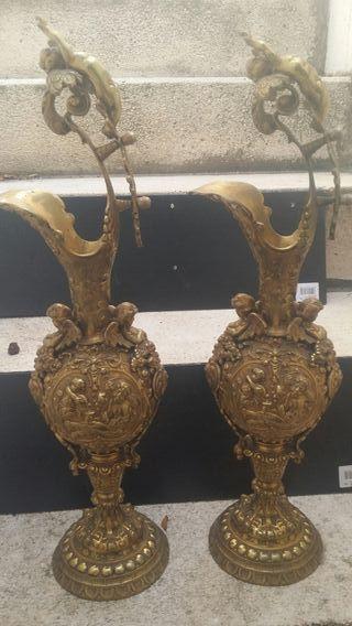 anforas de bronce