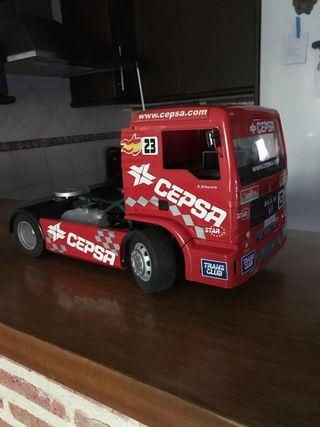 Camión CEPSA