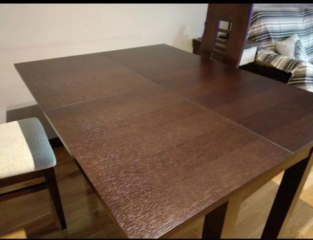 Negociable. mesa de comedor extensible consola de segunda mano por ...
