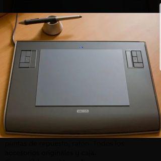 Tableta gráfica wacom