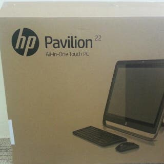 Ordenador tactil HP allinone 22""