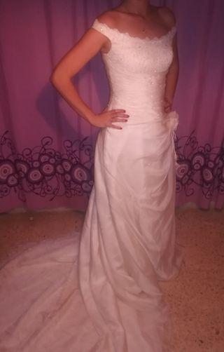 Vestidos de novia en jaen baratos
