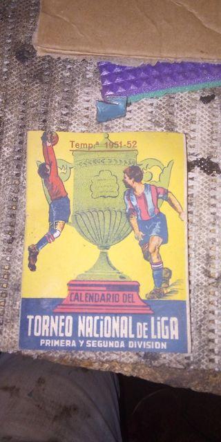 calendario de liga futbol