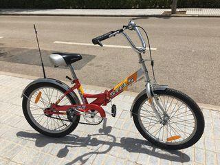 "Bicicleta Plegable STELS PILOT 310 20"" 8-12 años"