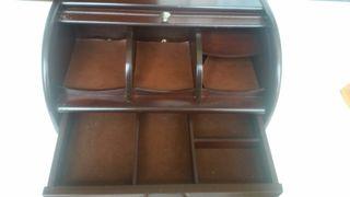 caja joyero vintage