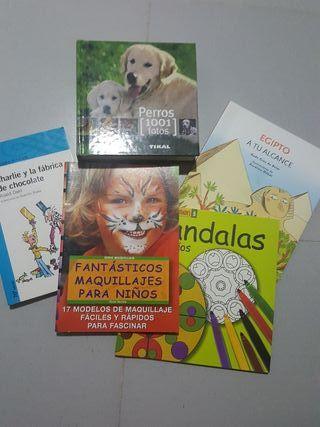 Libros para niños/as