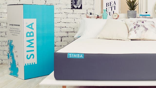 £50 off simba mattress click link below to redeem