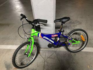 Bicicleta niño/ niña