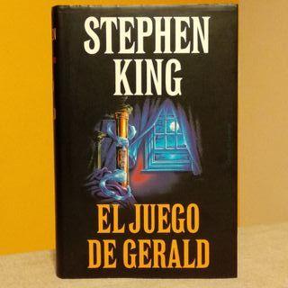 El juego de Gerald, Stephen King