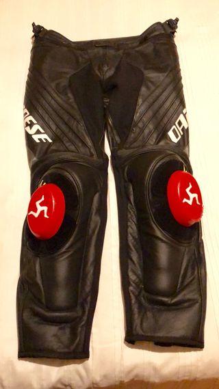 Vendo pantalón de cuero Dainese Delta Pro Evo C2