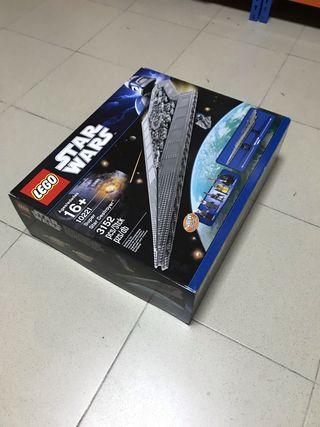 Lego UCS Super Star Destroyer 10221