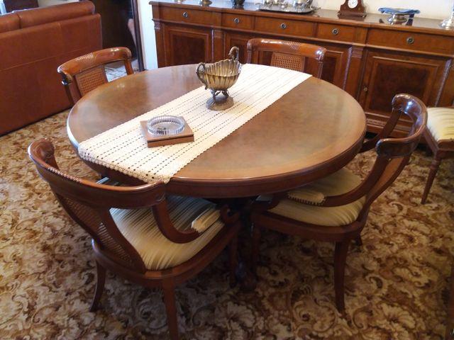 Conjunto de muebles comedor de segunda mano por 1.200 € en ...