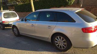 Audi A4 2012 Avant gris plata