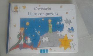 Libro puzle El Principito