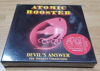 ATOMIC BOOSTER - DEVIL'S ANSWER the singles