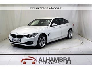 BMW Serie 4 435dA xDrive Gran Coupe
