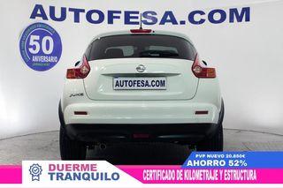 Nissan Juke 1.6i 117 Tekna Premium Auto 4x2 5p