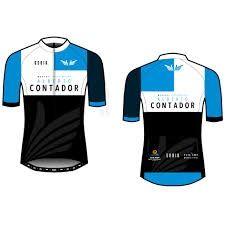 Maillot Gobik Alberto Contador