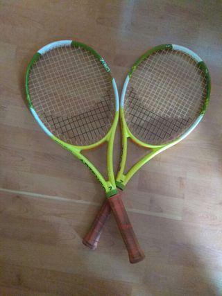 Raquetas de tenis para principiantes