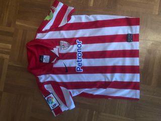 Camiseta oficial de Athletic Niño