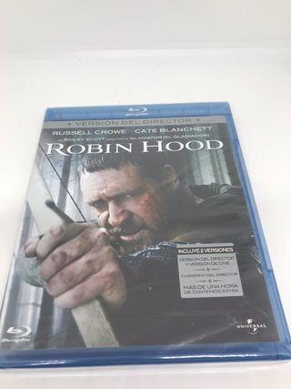 Pelicula blu-ray Robin Hood Versión del director