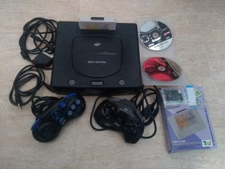 Sega Saturn, video consola