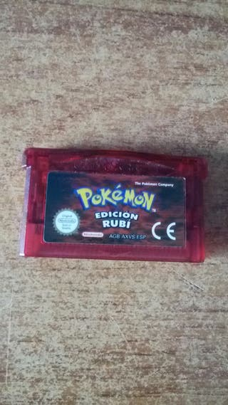 Pokemon Rubi