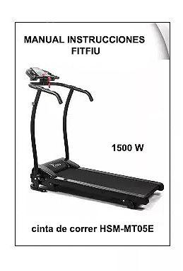 Manual de instrucciones de FITFIU