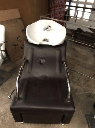 Lavabo peluquería