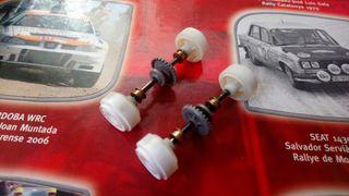 Ejes Mitsubishi Lancer Scalextric