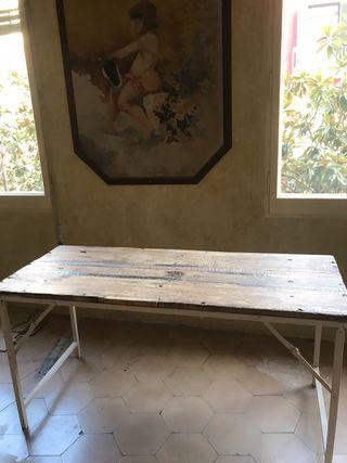 Mesa vintage antigua