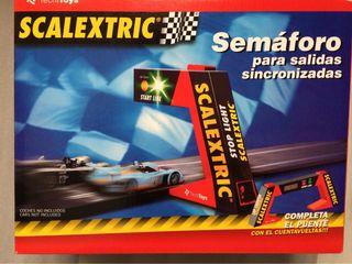Semáforo Scalextric