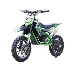 Moto Eléctrica SABWAY HP 110E para niño 500W