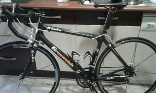 Bicicleta carretera carbono
