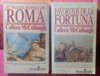 Novelas sobre Roma