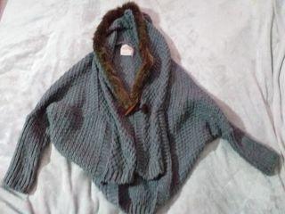 abrigo bershka