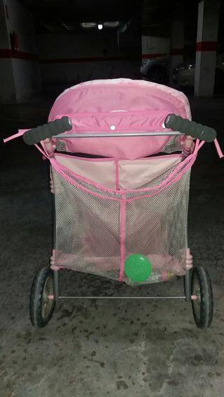 carrito gemelas