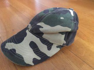 Gorra militar