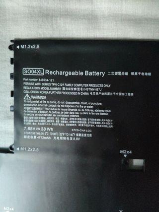 Batería NUEVA para HP Spectre 13
