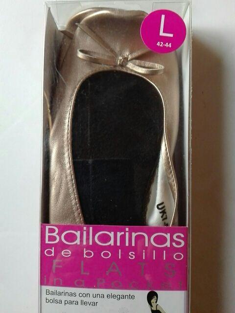 BAILARINAS PLEGABLES de Bolsillo