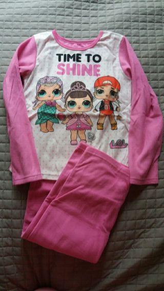 Pijama niña LOL