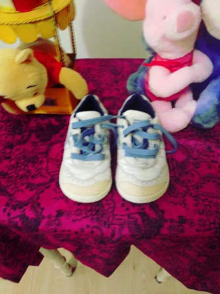 zapatillas talla 22