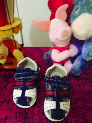 sandalias talla 21