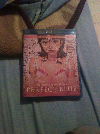 perfect blue en Blu-ray