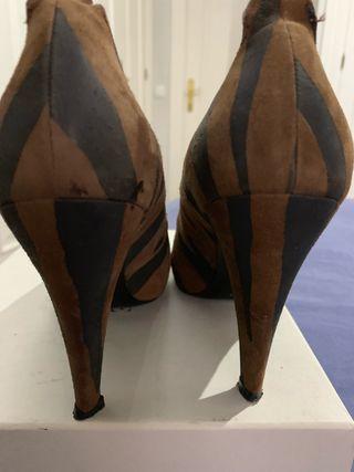 Zapatos tacón mujer talla 38