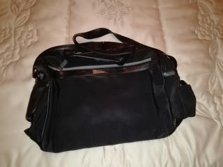 maleta bolsa de mano Cerruti nuevo