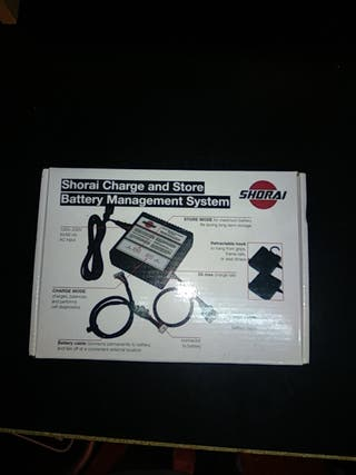 Cargador bateria Shorai